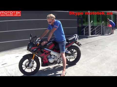 Видео обзор мотоцикла Viper V200-F5 (2014) Mototek