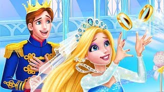 Ice Princess Wedding  - Frozen Queen Getting Married? - Games for Girls by Coco Play
