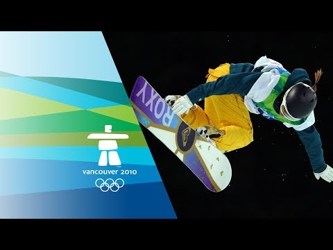 Women's Snowboard - Half Pipe Highlights - Vancouver 2010 Winter Olympic Games