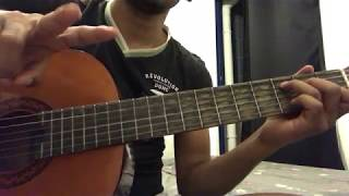 Rak Roots - FAKA VADY guitare tuto