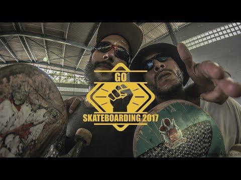 Go Skateboarding Day Panama 2017