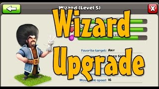 The New Wizard - Clash Of Clans