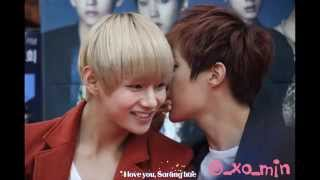 [Viet\Eng][Vhope] I love You ♥ -AKMU
