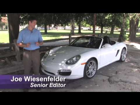 2009 Porsche Boxster S Video