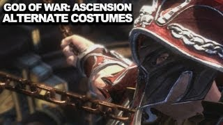 God of War_ Ascension Alternate Costumes