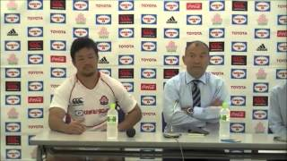 Japan coach Eddie Jones angry rant after French Barbarians defeat