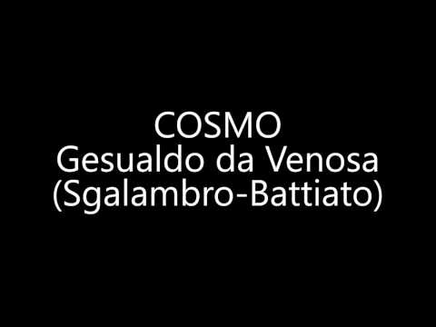 Franco Battiato - Gesualdo Da Venosa