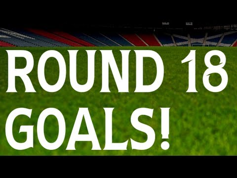 SPL Goals Rush Week 18, 15/12/2012