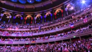 Jerusalem And God Save The Queen Last Night Of The Proms 2012