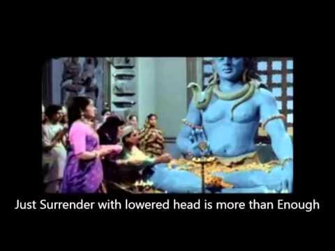Old Hindi Movie Bhajan 'Aana hai to aa' Naya Daur (1957)