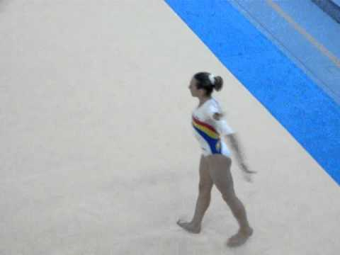 Ana Porgras (ROM) - FX Quals - Meeting GBR vs POR vs ROM