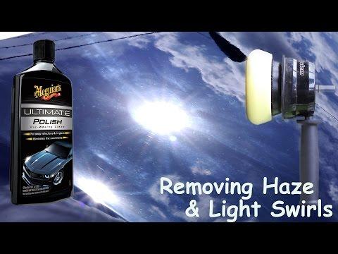 Car Paint Restoration Step #3 : Meguiars Ultimate Polish Review