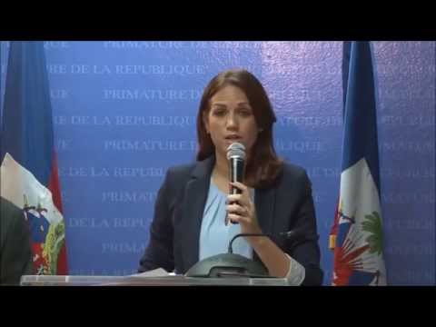 Haiti Minister of Tourism Stephanie Villedrouin is a liar