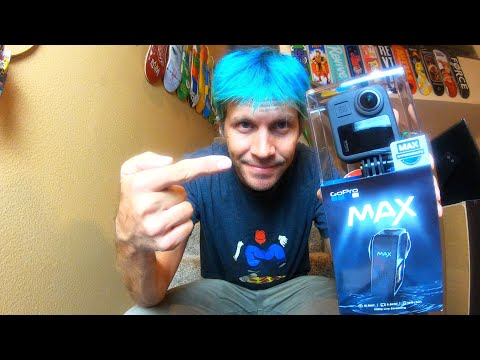 GOPRO MAX Unboxing!