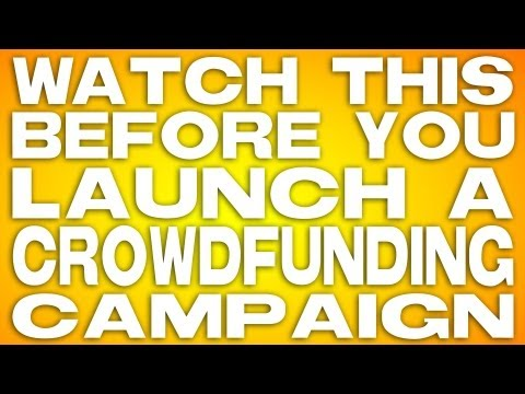 Watch This Before You Launch A Crowdfunding Campaign - Film Courage Compilation
