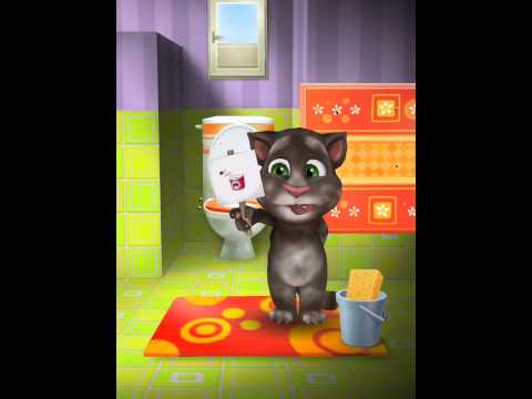 [my Talking Tom] Katt Mons Film video