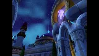 Ciudades y Paisajes de World of Warcraft Wrath Of The Lich King
