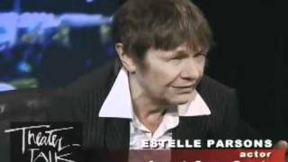 Theater Talk: Estelle Parsons on