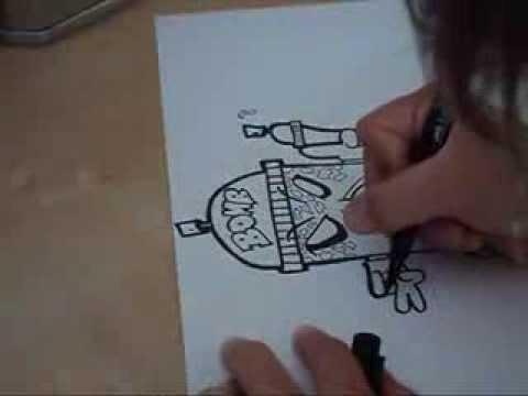 comment dessiner en tag
