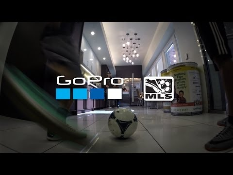 GoPro Office Soccer x MLS #WatchThis