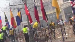 LAAA MIIIIEEEERRRDDAAA - Explosion en el Boston Maraton