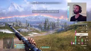 Battlefield 5 - Firestorm Top 10 In The World Squad Wins   (#267)