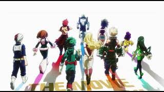 Boku no Hero Academia / THE MOVIE / Futari no Hero / Original Sound Track