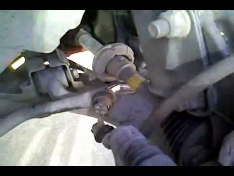 Sway Bar Linkage Replacement 2001 Honda Civic