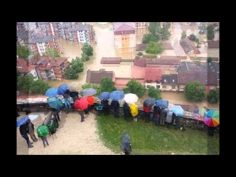 2014 Flood in Bosnia and Serbia