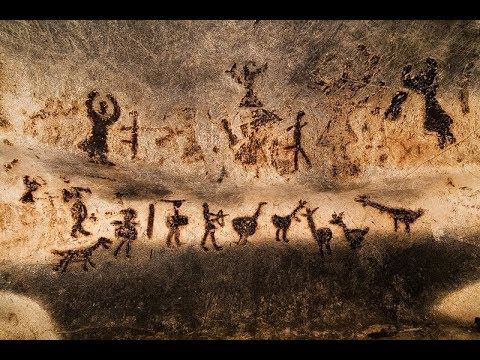 Загадъчните послания на пещерата Магура - част I