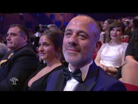 Anna Castillo, Goya 2017 a Mejor Actriz Revelación