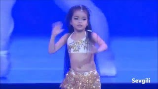 [Sevgili Kid] Bellydance Solo Performance - Vũ Nguyễn Thiên Trang