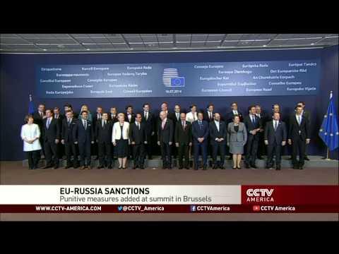 EU puts more sanctions on Russia