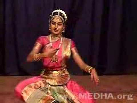 Bharata Natyam video
