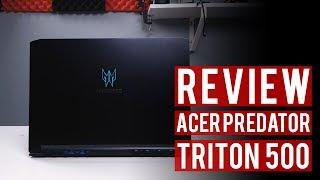 Laptop Level Raksaksa - Review Acer Predator Triton 500