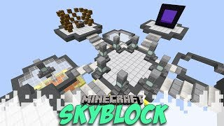 Alien Like! - Skyblock Season 2 - EP05 (Minecraft Video)