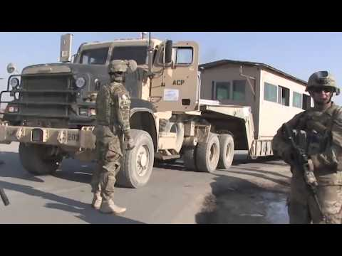755th Expeditionary Security Forces Squadron in Afghanistan