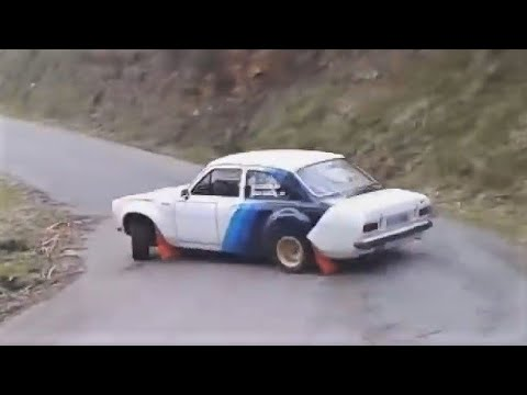 This is Rally! 3 (with pure and original sound engine), the best scenes of rallying!!!