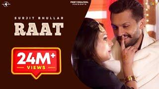 New Punjabi Songs 2015 | Raat | Surjit Bhullar feat. Sudesh Kumari | Latest Punjabi Songs 2015