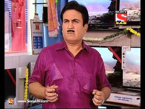 Taarak Mehta Ka Ooltah Chashmah - तारक मेहता - Episode 1508 - 29th September 2014 video