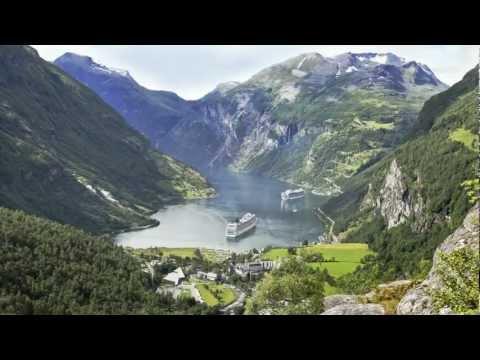 Kreuzfahrt Norwegen - Video