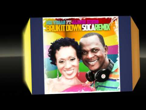 Bruk It Down (soca Remix) - Mr Vegas & Alison Hinds video