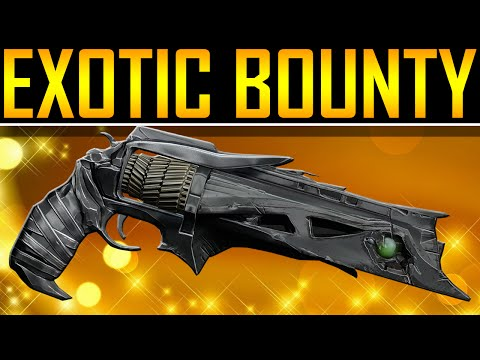 Destiny how to complete toland s legacy exotic bounty to