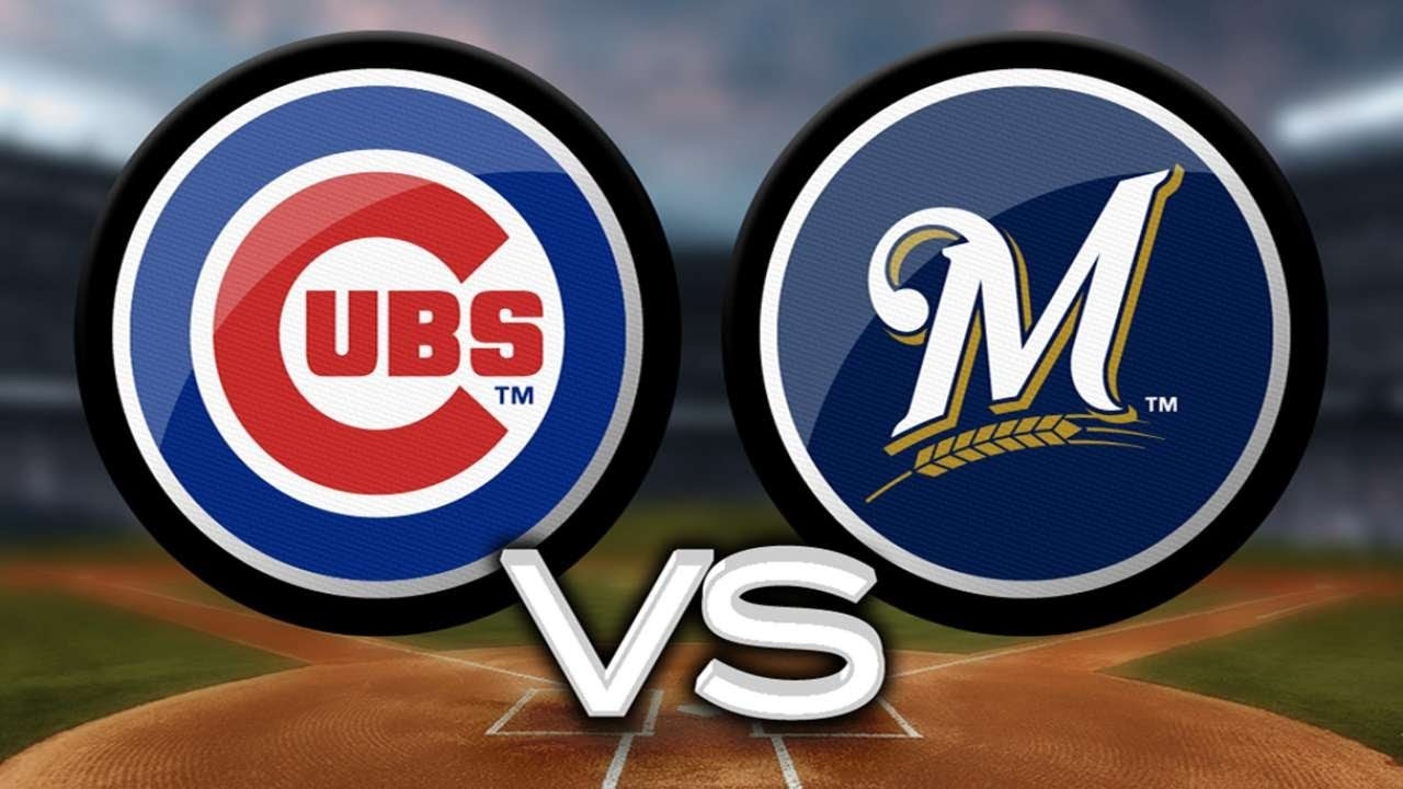 Brewers Vs Cubs Tv