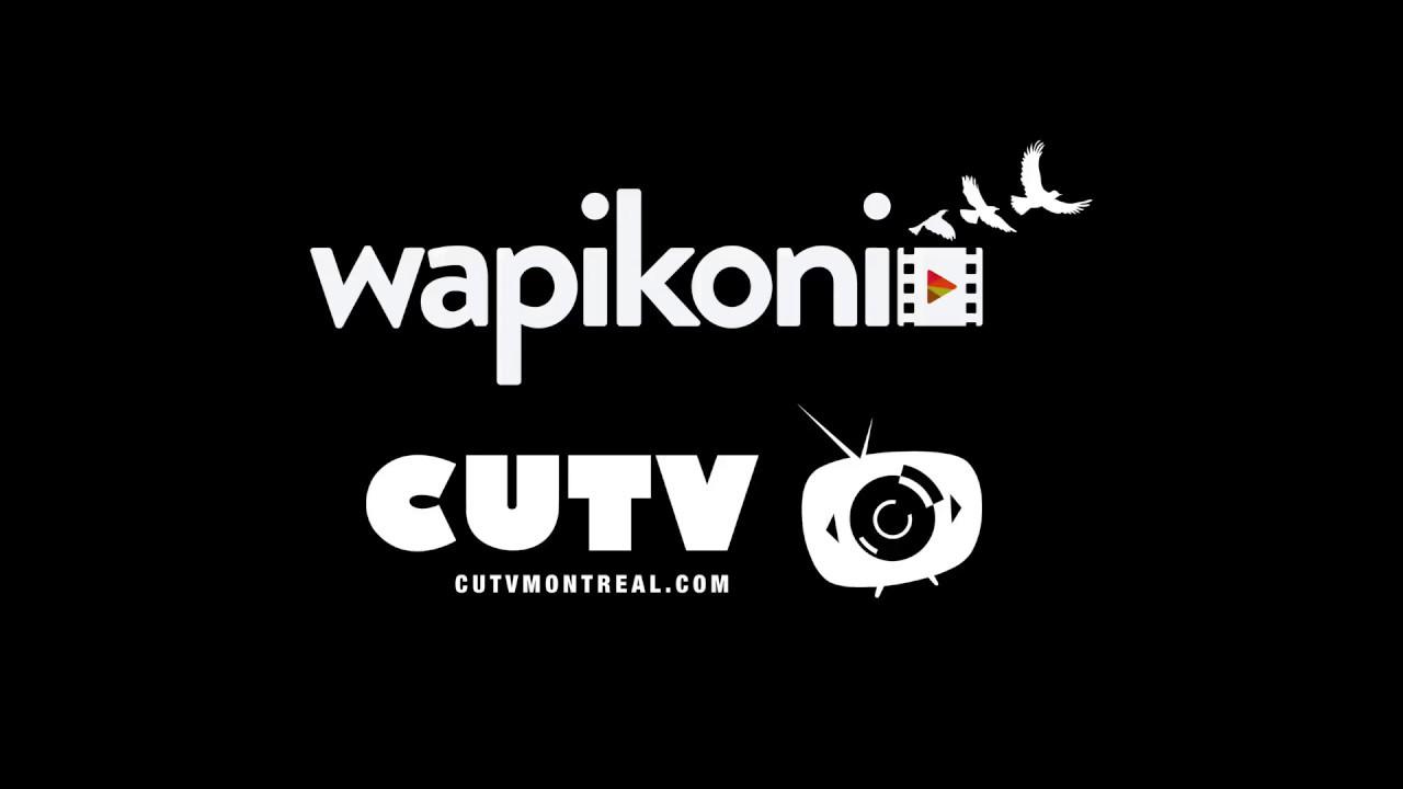 Wapikoni Mobile Concordia Workshop  June 2nd 2017