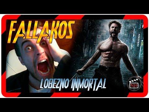 Fallakos de película - Lobezno Inmortal (2013)