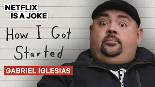 "Gabriel Iglesias Gave Up ""A Lot Of Money"" To Do Comedy 