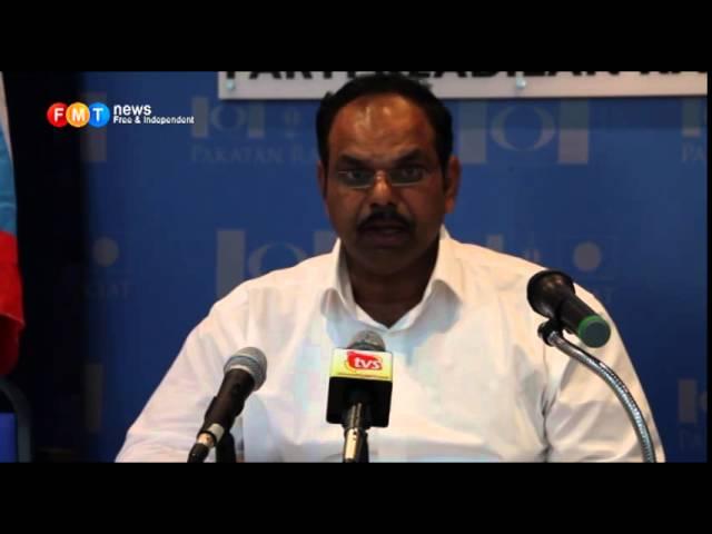 Saya sokong Saifuddin, kata K Ramachandran