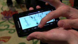 Lenovo K800 CES 2012 Hands-On