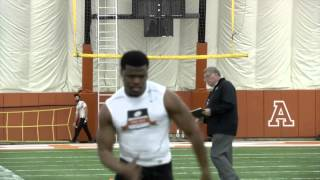 2015 Pro Day [March 25, 2015]